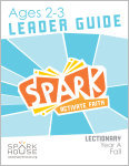 Spark Lectionary / Fall 2020 / Age 2-3 / Leader