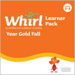 Whirl Classroom / Year Gold / Fall / Grades 3-4 / Learner Pack
