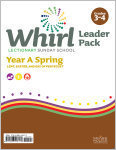 Whirl Lectionary / Year A / Spring 2020 / Grades 3-4 / Leader Pack