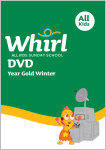 Whirl All Kids / Year Gold / Winter / Grades K-5 / DVD