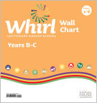 Whirl Lectionary / Wall Chart / Year B-C (2018-2019)