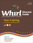 Whirl Lectionary / Year A / Spring 2020 / Director Guide