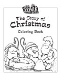 Spark Classroom / Christmas / Ages 2 - Grade 2 / Coloring Book
