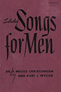 Selected Songs for Men