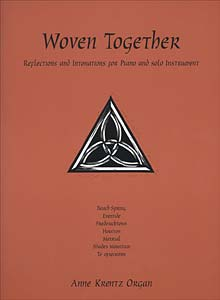 Woven Together: Reflections for Piano and Solo Instrument