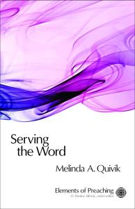 Serving the Word: Preaching in Worship