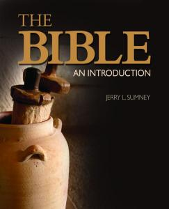 eBook-The Bible: An Introduction, First Edition