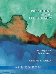 Preaching from the Lectionary: An Exegetical Commentary: Stand-alone CD-ROM