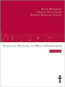 Festival Setting of Holy Communion (Setting 1)
