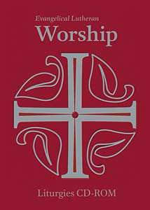 Evangelical Lutheran Worship, Liturgies CD-ROM