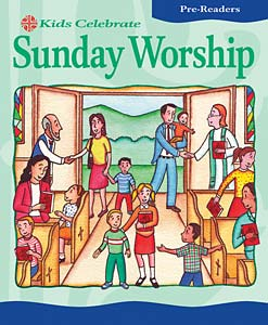 Kids Celebrate Sunday Worship, Pre-Reader: Quantity per package: 12