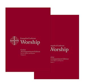 ELW Guitar Accompaniment Edition: Service Music and Hymns