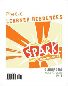 Spark Classroom / Year Green / Fall / PreK-K / Learner Leaflets