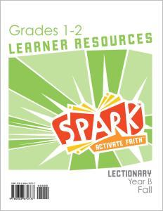 Spark Lectionary / Fall 2021 / Grades 1-2 / Learner Leaflets