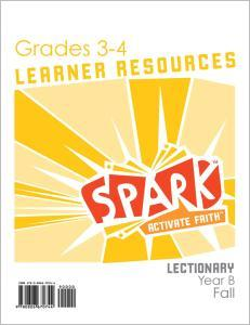 Spark Lectionary / Fall 2021 / Grades 3-4 / Learner Leaflets