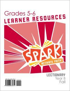 Spark Lectionary / Fall 2021 / Grades 5-6 / Learner Leaflets