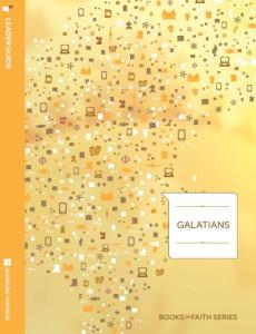 Galatians Leader Session Guide: Books of Faith