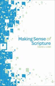 Making Sense of Scripture Participant Book