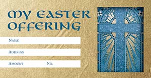 Alleluia! Christ is Risen!: Easter Offering Envelope: Quantity per package: 100