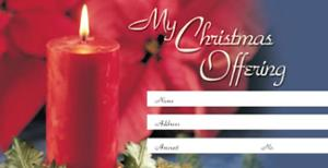 Joy to the World!: Christmas Offering Envelope: Quantity per package: 100