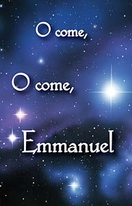 Oh Come, Oh Come, Emmanuel: Advent Bulletin: Quantity per package: 100