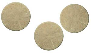Gluten-Free Communion Wafers: Quantity per package: 40