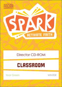 Spark Classroom / Year Green / Winter / Director CD