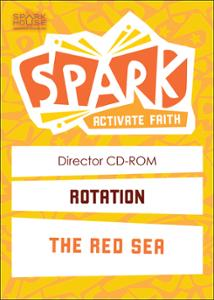 Spark Rotation / The Red Sea / Director CD