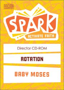 Spark Rotation / Baby Moses / Director CD