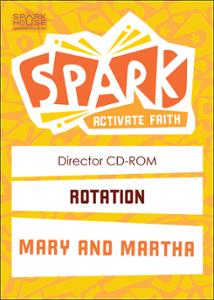 Spark Rotation / Mary and Martha / Director CD