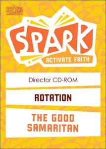 Spark Rotation / The Good Samaritan / Director CD