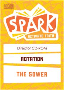 Spark Rotation / The Sower / Director CD
