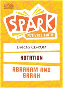 Spark Rotation / Abraham and Sarah / Director CD