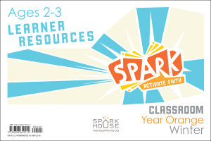 Spark Classroom / Year Orange / Winter / Age 2-3 / Learner Leaflets