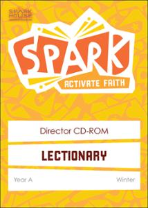Spark Lectionary / Year A / Winter 2019-2020 / Director CD