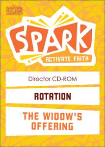 Spark Rotation / The Widow's Offering / Director CD