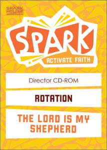 Spark Rotation / The Lord is My Shepherd / Director CD