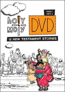 Holy Moly / Year 1 / Unit 3 / DVD