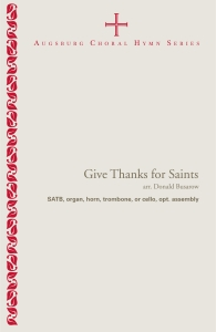 Give Thanks for Saints