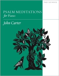 Psalm Meditations for Piano
