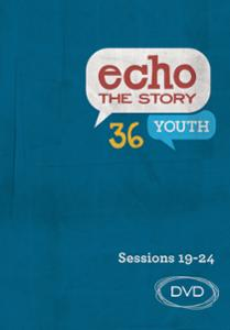 Echo the Story 36 / Sessions 19-24 / DVD