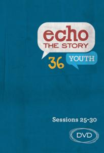 Echo the Story 36 / Sessions 25-30 / DVD