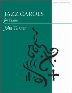 Jazz Carols for Piano