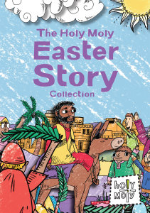 The Holy Moly Easter Story DVD