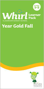 Whirl Classroom / Year Gold / Fall / Grades 1-2 / Learner Pack
