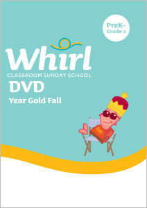 Whirl Classroom / Year Gold / Fall / Pre-K-Grade 2 / DVD