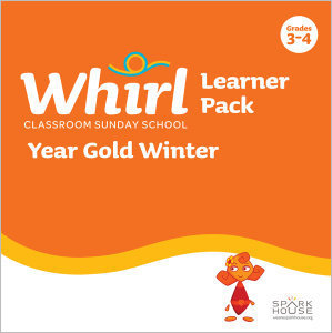 Whirl Classroom / Year Gold / Winter / Grades 3-4 / Learner Pack