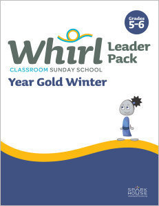 Whirl Classroom / Year Gold / Winter / Grades 5-6 / Leader Pack