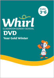 Whirl Classroom / Year Gold / Winter / Grades 3-6 / DVD