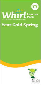 Whirl Classroom / Year Gold / Spring / Grades 1-2 / Learner Pack